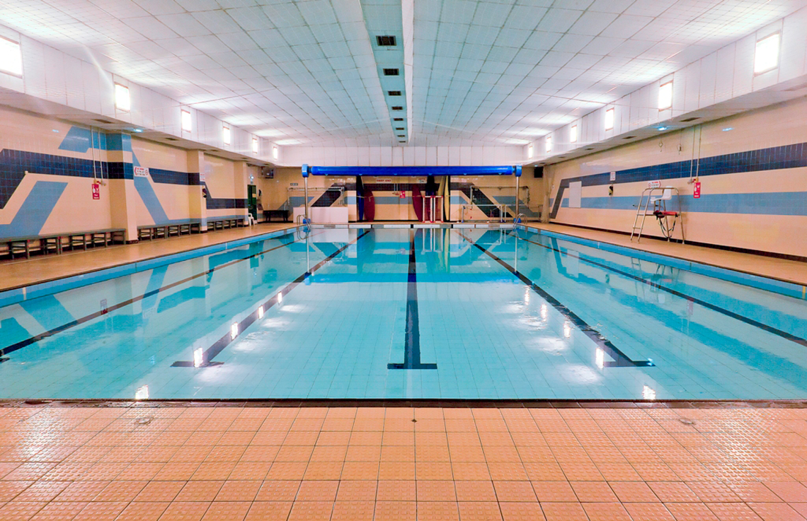 Public Family Swimming Bolton School Sports Leisure Services